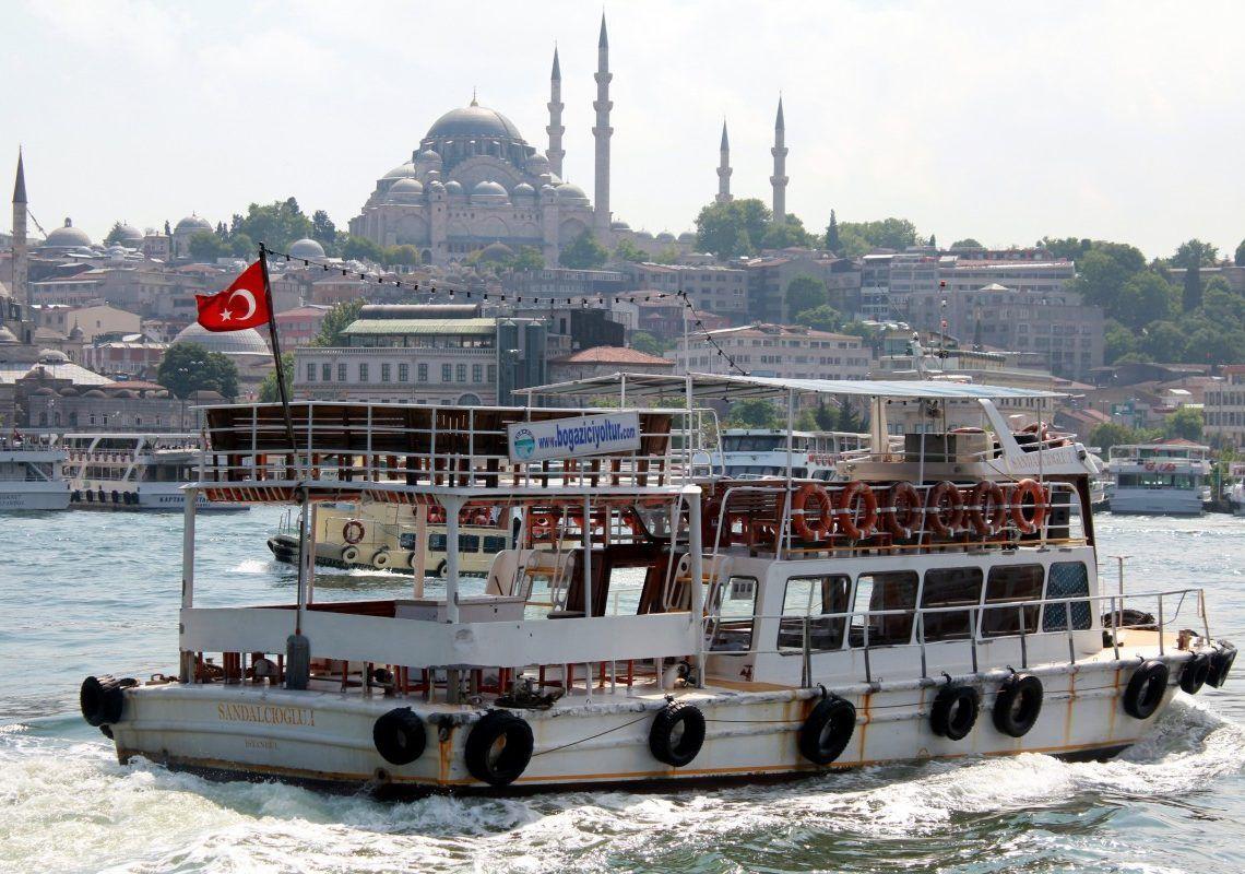 Estambul es el centro industrial de Turquía. Foto: pxhere.com