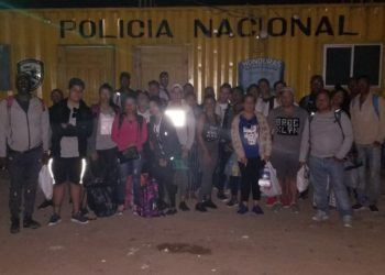 Foto: Policía Nacional de Honduras.