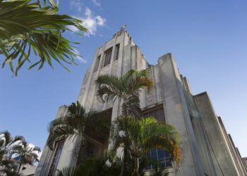 Iglesia Metodista del Vedado. Foto: Mike Dubose, UNMS