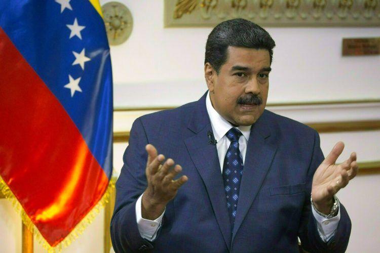 El presidente venezolano Nicolás Maduro. Foto: Ariana Cubillos / AP / Archivo.