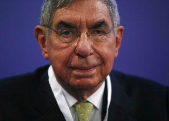 El expresidente de Costa Rica, Óscar Arias, en una imagen de 2015. Foto: Manu Fernández / AP / Archivo.