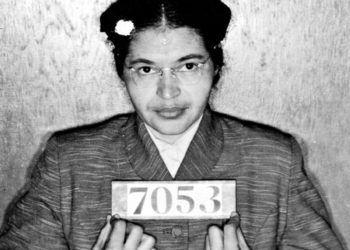 Rosa Parks, una heroína.