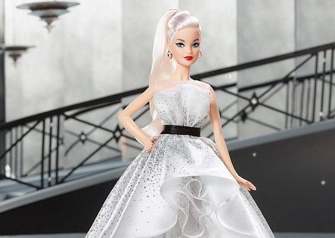 Barbie en sus 60 años. Foto: Mattel.