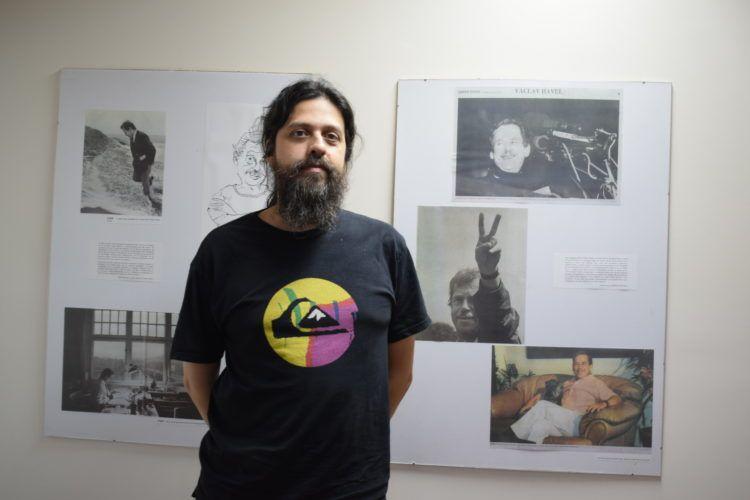 Miguel Coyula. Foto: Leandro Estupiñán.