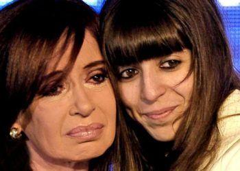 La expresidenta Cristina Fernández de Kirchner publicó en su cuenta en Twitter un video donde explica el estado de salud de su hija Florencia Kirchner. Foto: CEDOC.