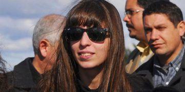 Florencia Kirchner, hija de los expresidentes Cristina Fernández y Néstor Kirchner. Foto: perfil.com