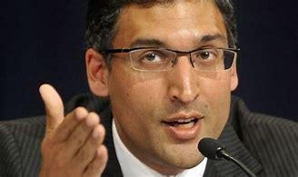Neal Kumar Katyal, profesor de Derecho en la Universidad de Georgetown. Foto: AP