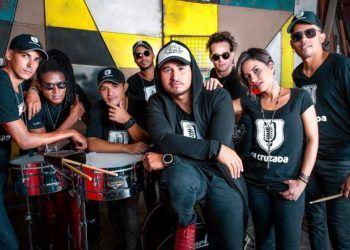 Banda cubana La Cruzada. Foto tomada del perfil de Facebook del grupo.