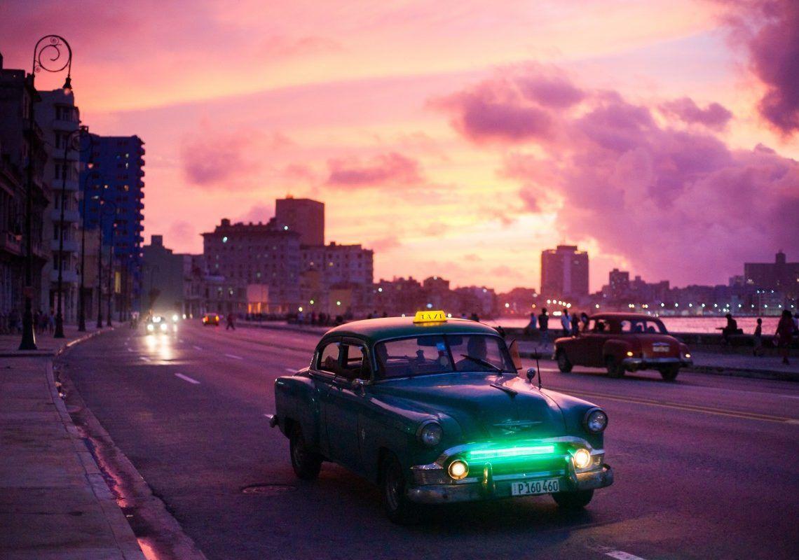 La Habana. Foto: pxhere.com