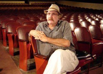 El productor Miguel Mendoza, Premio Nacional de Cine 2019 en Cuba, fallecido el 17 de marzo de 2019. Foto: Cubarte.