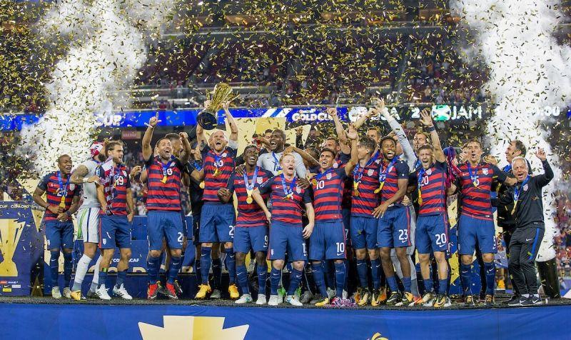 Estados Unidos se coronó en la pasada edición de la Copa Oro. Foto: US Soccer