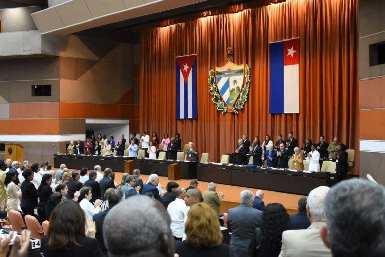 Foto: Asamblea Nacional del Poder Popular / Twitter / Archivo.