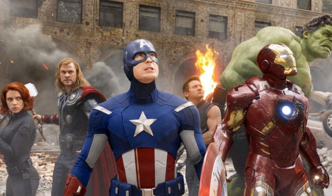 """Fotograma de """"Avengers: Endgame""""."""