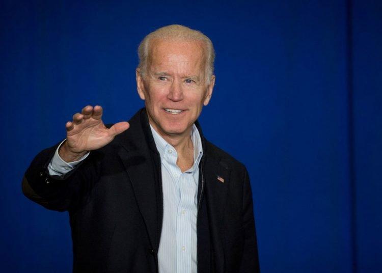 Joe Biden, exvicepresidente de EE.UU. y aspirante a representar a los demócratas en las elecciones presidenciales de 2020. Foto: Bryan Woolston / AP.