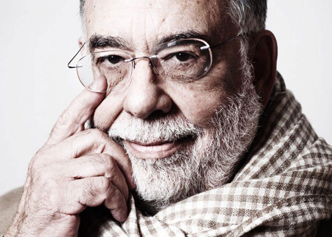 Francis Ford Coppola. Foto: Literary Arts.