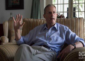 Sr. Antony Stokes, Embajador del Reino Unido en Cuba. Foto: Otmaro Rodríguez.