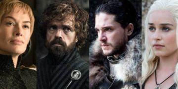 """Collage de imágenes de personajes de """"Game of Thrones"""". Foto: es.gizmodo.com"""