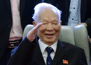 Le Duc Ahn. Foto: baogialai.com.vn