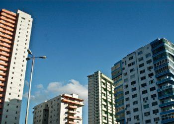Final de la calle Línea, espacio del proyecto. Foto: pxhere.com
