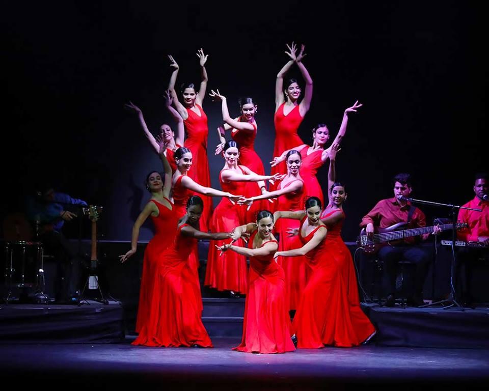 Lizt Alfonso Dance Cuba en escena. Foto: Cortesía de la compañía / Archivo.