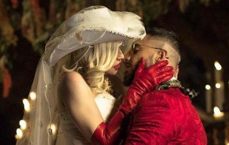 Madonna y Maluma. Foto: Instagram de Maluma