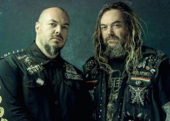 Igor  y Max Cavalera. Foto Prensa CC