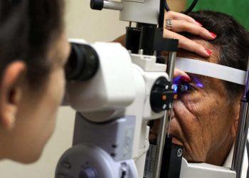 Misión Milagro, implementada por oftalmólogos cubanos en El Salvador para devolver la visión a personas de bajos recursos. Foto: elsalvador.com