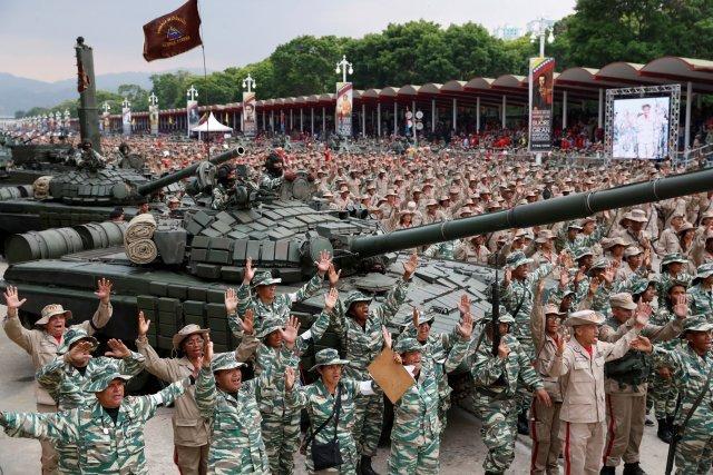 Cuba niega participación militar en Venezuela y rechaza ultimátum de EEUU