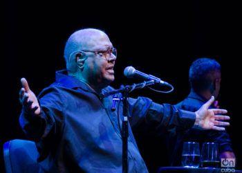 El cantautor cubano Pablo Milanés. Foto: Kaloian / Archivo.