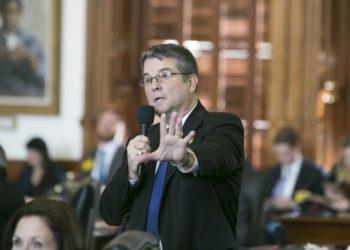 El senador texano Charles Perry. Foto: AP.