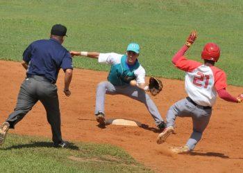 Los Piratas de Isla de la Juventud derrotaron a los Leñadores tuneros en la pasada edición del torneo Sub-23. Foto: Tomada del Periódico Victoria