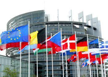 Sede del Parlamento Europeo, en Bruselas, Bélgica. Foto: andina.pe / Archivo.