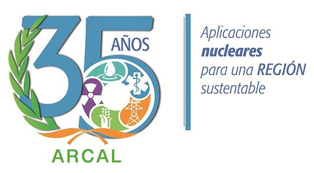 Imagen de la campaña promocional de ARCAL por su 35 aniversario. Foto: Tomada del sitio oficial del Gobierno de México.