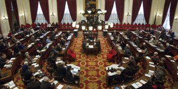Cámara de Representantes, Vermont. Foto: Reuters