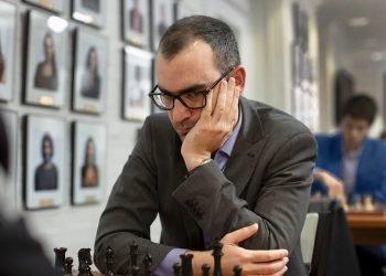 El ajedrecista cubanoamericano Lenier Domínguez. Foto: US Chess / Archivo.