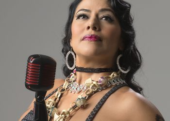 Cantante mexicana Lila Downs. Foto: Guitarbcn