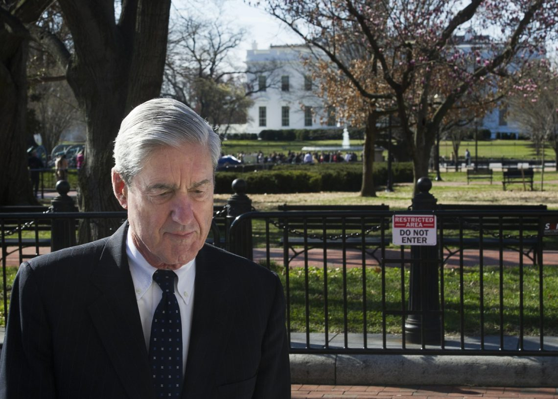 El fiscal especial Robert Mueller III. Foto: Cliff Owen/AP.