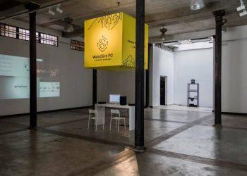 Instalación en la Galería Gorría. Foto: Tomada de Facebook