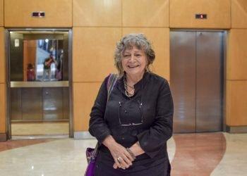 La antropóloga argentina Rita Segato. Foto: Kaloian.