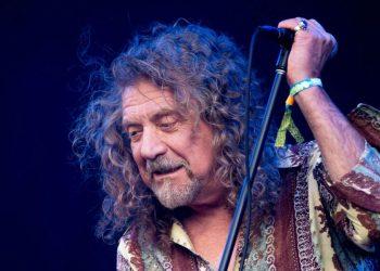 El legendario Robert Plant está previsto en el cartel de Woodstock 50.