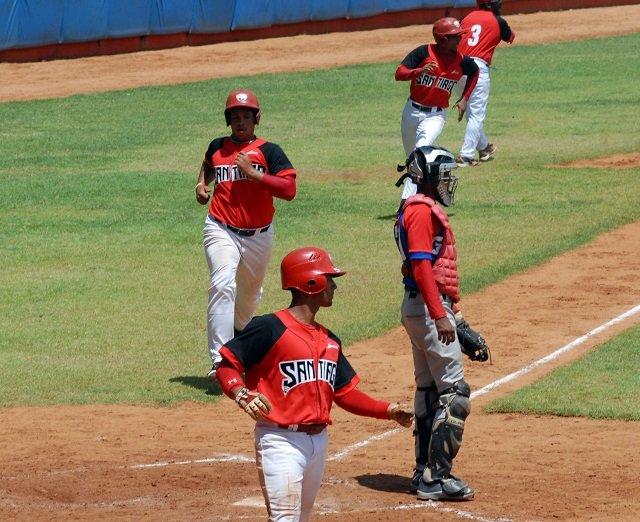 Los santiagueros han arrollado. Foto: Jorge Luis Guibert