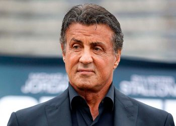 Sylvester Stallone. Foto: AP.