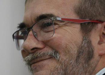 Rodrigo Londoño Echeverri, más conocido como Timochenko. Foto: Fernando Vergara / AP.