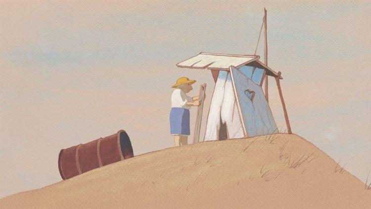 Película Louise en Hiver