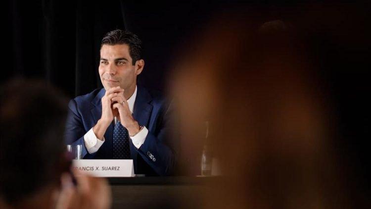 Francis Suárez, alcalde de Miami. Foto: EFE.