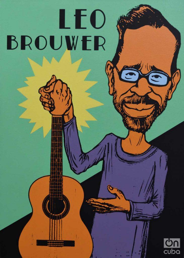 Obra Leo Brouwer