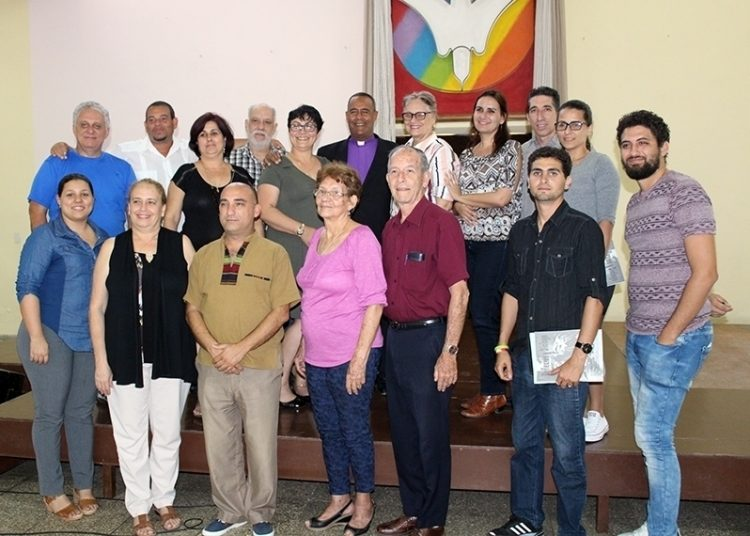 El Consejo de Iglesias de Cuba (CIC). Foto: AP.