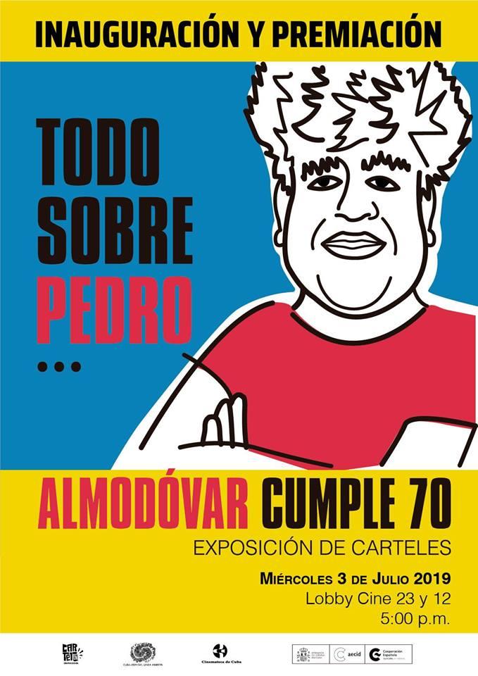 Exposición Todo sobre Pedro