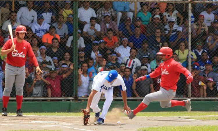 La ofensiva cubana estuvo apagada en su breve gira por Nicaragua. Foto: César Pérez/Nicabeis
