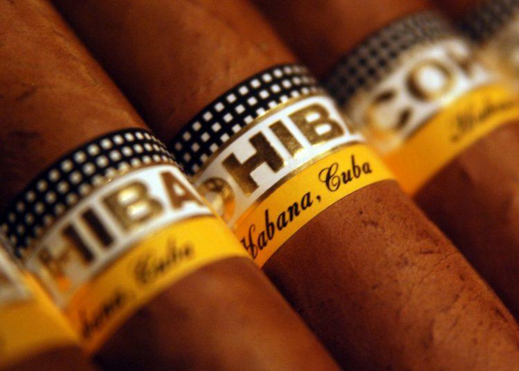 Tabacos Cohiba, de Cuba. Foto: Óscar Medina / Clímax / elestimulo.com